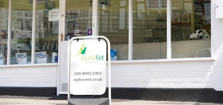 Find & contact Alpha Vets in Teddington