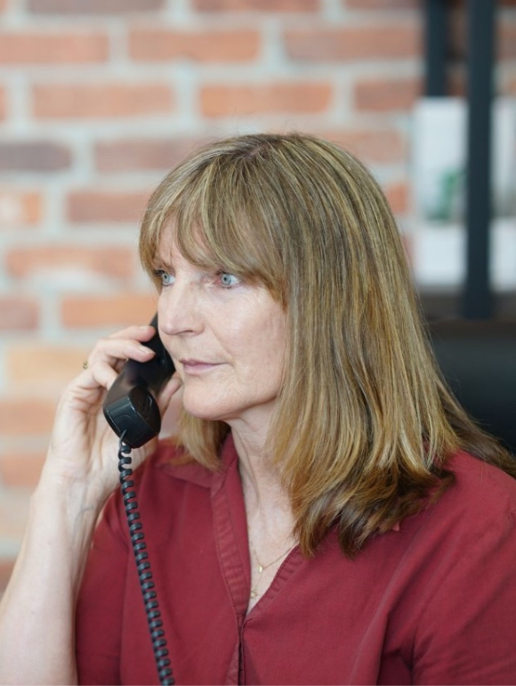 Wendy Harris – Receptionist