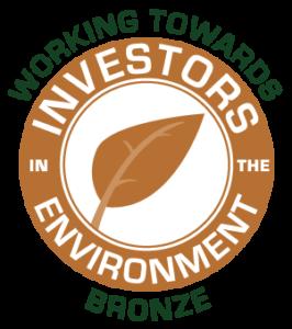 Investors in the environment awards logo