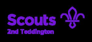 2nd Teddington scouts group logo
